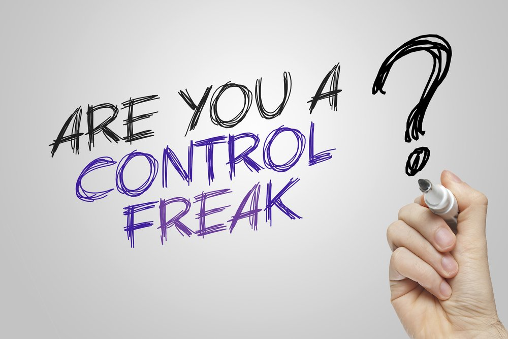 Are you dating a control freak